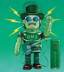小野瀬雅生ショウ/Press For Green Man